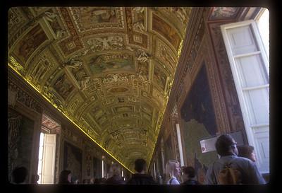 The Vatican museum, Vatican City.