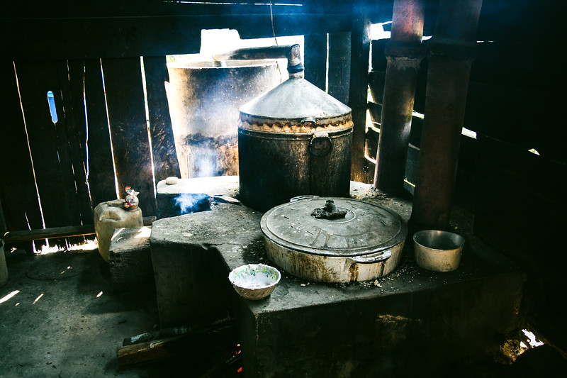 Rice Wine Oven