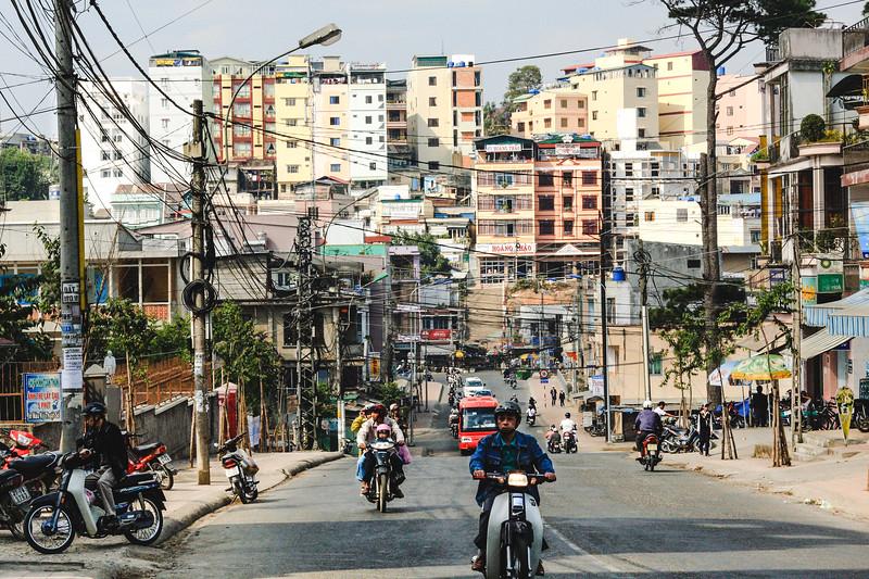 Street Networking