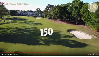 Country Club of Mobile - Aerial Flyovers