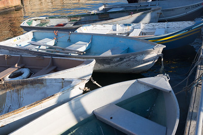 Rowboats in Maine