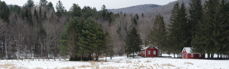 Red House, Weston, VT
