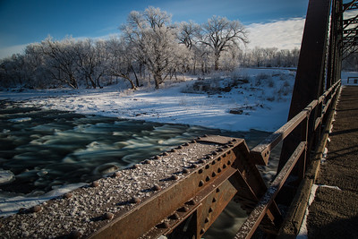 Frozen Bridge