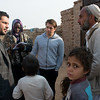 "Regional Protection and Advocacy Adviser for Asia/Europe, Dan Tyler and the Advocacy Manager, Jackie Okao visit Torkham border to see the flow of Afghan Returnees from Pakistan. They visit DoRR and IOM centers at zero point and discussed general situation, the possibility of influx in coming months and the response capabilities.<br /> <br /> Some 2 million Afghan Refugees are living in Pakistan. Islamabad has decided to push back all Afghan to their country after two months. <br /> NRC's General Secretary Jan Egeland argues for a freeze in deportations to Afghanistan: ""Afghanistan is no place for involuntary returns, and this is no time for Europe or Afghanistan's neighbours to deport families.""<br /> Photo: Enayatullah Azad/NRC"