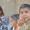 Rafiullah and his siblings
