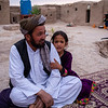 Mohammad Rafiq and his family have been living in Shahrak-e-sabz (SeS) site for the past three years