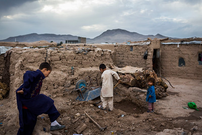 NRC Afghanistan IDP Protection Report 2018