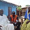 Returned Central Africans in Dekoa '' we are very well here now''