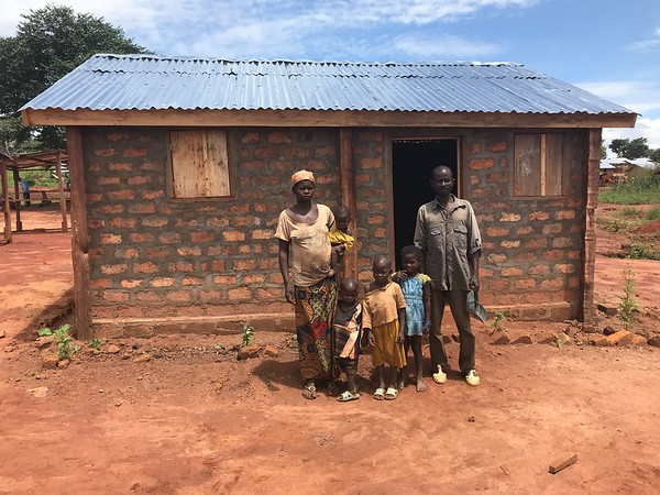 A vulnerable family in Carnot