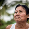 Since October 24, 1142 indigenous (Catru) fled their lands as a result of the murder of a leader. Due to the fear and presence of armed groups in the area, the indigenous people have not been able to return to their lands.<br /> <br /> Photo credit: NRC / ANA KARINA DELGADO