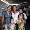 Carolina(33), mother of 4 children (Andreina, 15; Andrew, 13; Arianna, 8 and Enmanuel, 4).