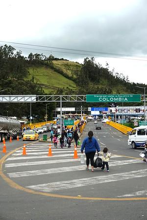 Rumichaca Bridge