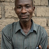 Pastor Mbuyu (43) is looking after this group of displaced people