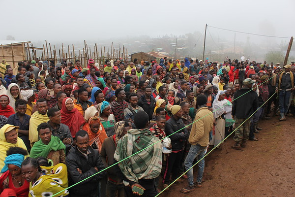 Ethiopia: Internally displaced people