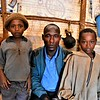 "Inter-communal fighting in West Guji and Gedeo zones of Ethiopia forced over 1 million people from their homes in 2018. Many of them have not yet returned home. <br /> <br /> ""I have been displaced twice. The first time was in April 2018, when a conflict began in our village and a group of youth destroyed the roof of my house,"" says 34-year-old farmer Abraham Dube, recalling what happened. Abraham was born and raised in West Guji. During the conflict, he was forced to walk for six hours with his wife and five kids to Gedeo. He currently lives in a camp for displaced families with about 3,800 other people.<br /> <br /> Before the conflict, Abraham and his wife owned a coffee shop. He also cultivated coffee, false banana and maize. ""We were living a good life. I was earning more than 10,000 Birr ($357) a year. Now we have lost everything, they burnt our coffee shop and farm,"" explains Abraham.<br /> <br /> Abraham's two boys Ephrame, 11, and Yohaness, 9, used to be students. ""It has been a year since they stopped their education. I don't have money to buy them the basic materials to go back to school. I hope peace will be restored soon and we return home,"" says Abraham.<br /> <br /> About 3.2 million Ethiopians are currently displaced within the country. Most fled inter-communal fighting in recent years.<br /> <br /> Photo: Norwegian Refugee Council"