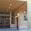 Ahmadlou School New Building Entrance