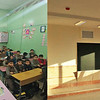 Classroom at Ahmadlou School Old Building