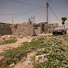 Home of family displaced from Mosul