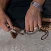 Aziz's prayer beads