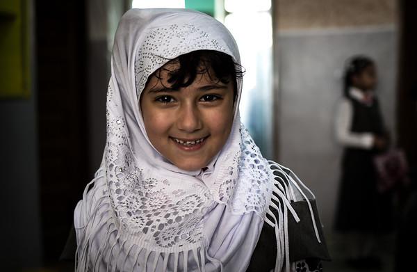 Saleen from Faihaa school - Basra old city