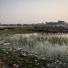 Pollution of Basra's main river Shat al Arab
