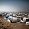 Hamam al Halil  displacement camp near Mosul