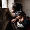 Two undocumented siblings in their house in Hawija