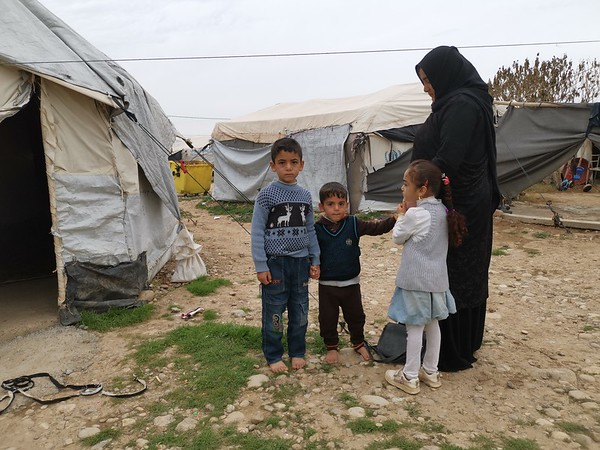 Rabiya, 47, from Kirkuk