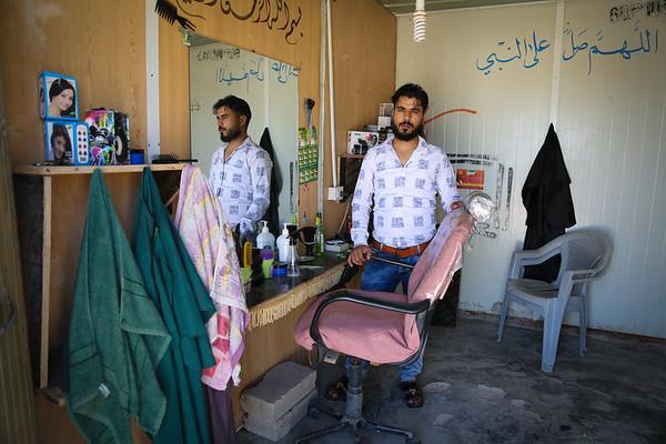 Khaled Barber