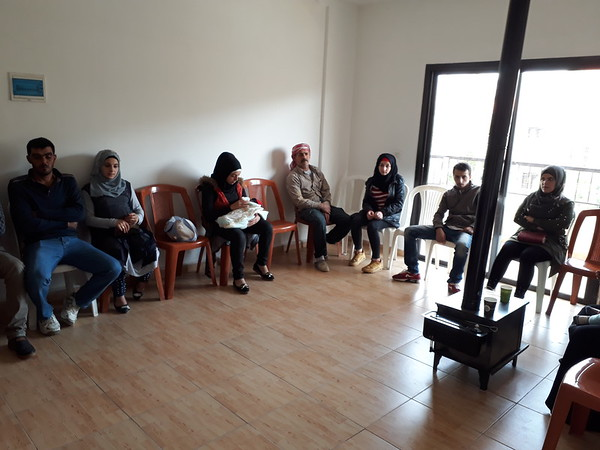 Mobile Court in Noth Bekaa