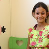 Yasmine, 10, A Syrian refugee from Lebanon