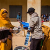 Emergency project distribution activities in Gossi, Feb 2018 Emergency project activities_Mali