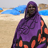 Zatid Dine, fled intercommunal violence in Mopti region to come to Tina Djorof in Timbutku region. <br /> <br /> 'We saw such horrors that I will never forget. I am afraid to go back because of what I saw. Some people have even lost their minds. This is how traumatized we are by what we saw. I came here on foot walking for days, others came on the backs of donkeys. When we arrived we received assistance from NRC, but now what we received has run out and we need assistance again especially with food.'<br /> <br /> Photo Credit: Itunu Kuku