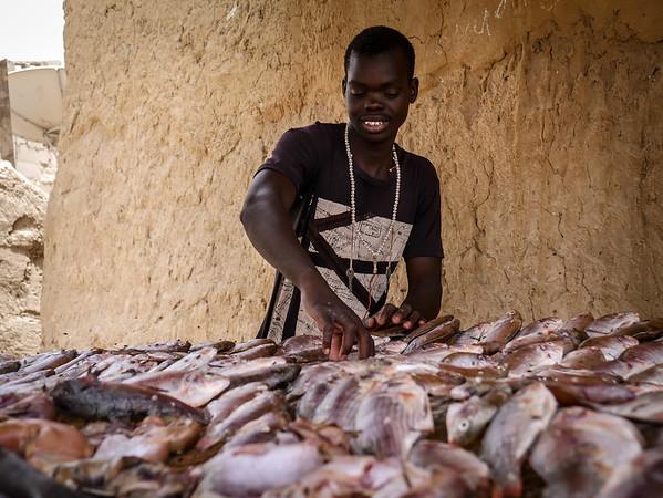 Damasak - A Fishing Town