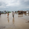 Floods, rain, Dikwa, northeast Nigeria