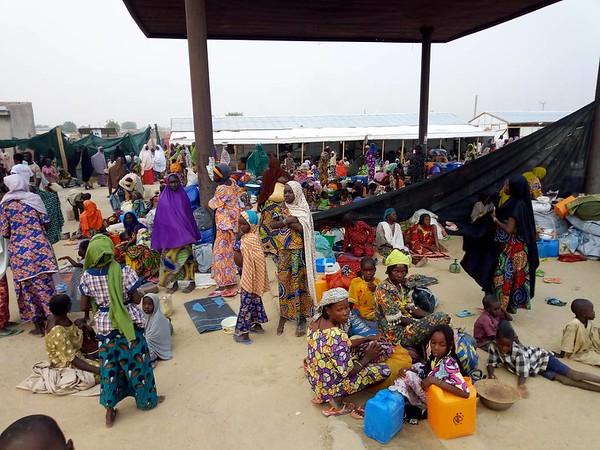 Over 4,000 IDPs sleep in the open as rain season begins in Dikwa