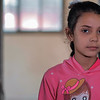 """Nour, 11, struggles with frequent nightmares ever since the death of her grandmother and older brother Mahmoud.<br /> <br /> """"My grandmother, may God rest her soul, died on 5 May 2018. They asked me to see her for the last time to say goodbye to her because she loved me very much.  She loved us all.<br /> The next day, I got sick. My head and my tummy were hurting badly. My parents took me to the hospital. On that day, Monday, the doctors said that I should be taken to a hospital in Israel, and my brother was wounded that same day.<br /> I slept at the hospital for six days, and I started walking a little bit after the first medical treatment. After that I went back home.<br /> The next day, while my mother was praying and asking God for mercy for Mahmoud, my other grandmother called her screaming.<br /> My mum said: """"What's going on?""""<br /> My grandmother said: """"Come downstairs. Mahmoud has died, may God have mercy on him.""""<br /> We all started crying, we were all shaken up. None of us slept that day. <br /> He used to take us up to the roof and play with us, me and my sisters. He used to work so that he could buy us clothes and other things we needed.<br /> We are two sisters: My name is Nour and her name is Asma'. And I have two brothers. They were three brothers, but now they have become two.<br /> Mahmoud was killed, God have mercy on him. I still have Muhammad and Muhannad and my parents. My brother, Muhammad, went to the Great March of Return and while he was throwing stones, he was wounded.<br /> In my dreams, I was seeing Israelis [soldiers]. They kicked us out of our house because of my brother and because my grandmother passed away.<br /> When my grandmother died, she took with her the blessing on this house. They wore black clothes and had their faces covered. They beat us and kicked us out and they aimed guns at our heads.<br /> I had nightmares every day. I was scared the whole night and I would go to my mum and sleep next to her.<br /> After I had a f"""