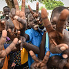 Children in Bor are waiting for peace to prevail.