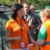NRC LFS officer Anna with local volunteer