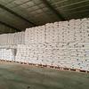 Norwegian Refugee Council warehouses in Hajja. Stocks have been piled for emergency response. Photo: NRC/Husain Jabhan