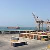 Port of Hodeidah, Yemen