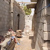 Majed Al Wahidi's destroyed house in Hodeidah City, where four of his daughters were killed and another two injured in November 2018.<br /> <br /> Photo: Karl Schembri/NRC<br /> Photo taken on 6 February 2019