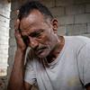 Fisherman who fled from Al-Hodeidah.