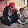 A widow – a single mum with 4 children.
