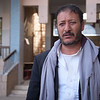 """""""My name is Jar Allah Yahya Alradami, from Sa'ada governorate, Haydan district.<br /> """"Regarding my family, we are 15 people … children and women. We fled due to the war, our house was destroyed by an airstrike. I didn't know where to go, I had no choice but to flee.<br /> """"So far I have been displaced for almost five years. I used to be an employee, and I had my own house and a piece of land. Now I am here with nothing. No house, no job, no salary and nothing. <br /> """"What we receive is not enough. They provide us with a very small amount of oil and sugar. There is no rice or anything. The amounts should be enough for a family to last a month. And there should be a variety, but there is only one type of beans and only 2.5 KG of sugar, no milk and no ghee … what's left for a family for an entire month?<br /> """"If humanitarian aid had to stop… we're right now facing a famine and an extreme level of poverty, extreme starvation, I guess it's the biggest famine in our history and maybe around the world. More than 25 million are facing famine.<br /> """"Whoever used to be an employee, a businessman, a tradesman, now has nothing. They lost everything due to the aggression. They hit mosques, houses, shops, cars, schools, and hospitals. Everything.<br /> """"What else do people have? Everyone here is expected to face famine. And now there are some places where people started to eat leaves from trees. If the humanitarian aid had to stop, the whole nation will be starving, they won't be able to feed themselves. <br /> """"What we need from you is more aids to be delivered <br /> and we want you to register more families to be able to receive aid.""""<br /> <br /> Photo and text: Karl Schembri/NRC<br /> Photo taken on 27 January, 2019"""