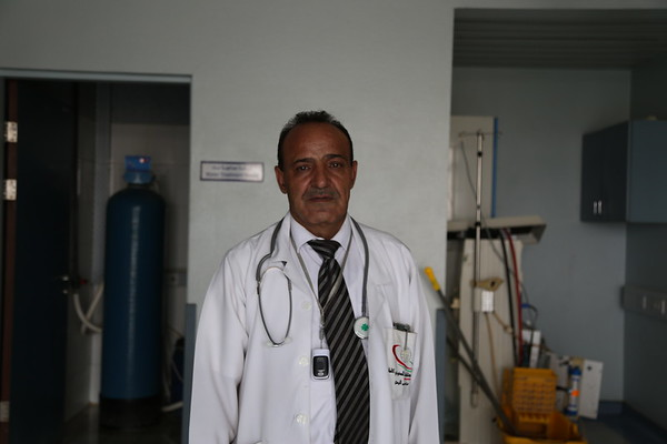 Sana'a Airport is a lifeline for Yemeni patients