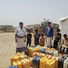 """Hajjah: """"We used to give water to others. Now we search for water."""""""
