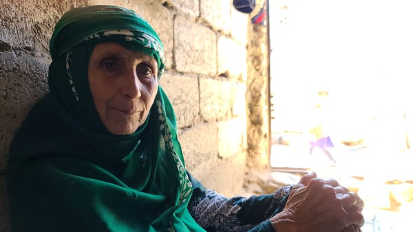 """Taiz: """"I cried for the whole journey. I was crying about my home, and my doves."""""""