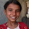 IDP girl from Nangarhar in Kabul informal settlements