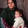 Zargari, 30 year old mother in IDP camp, Kabul